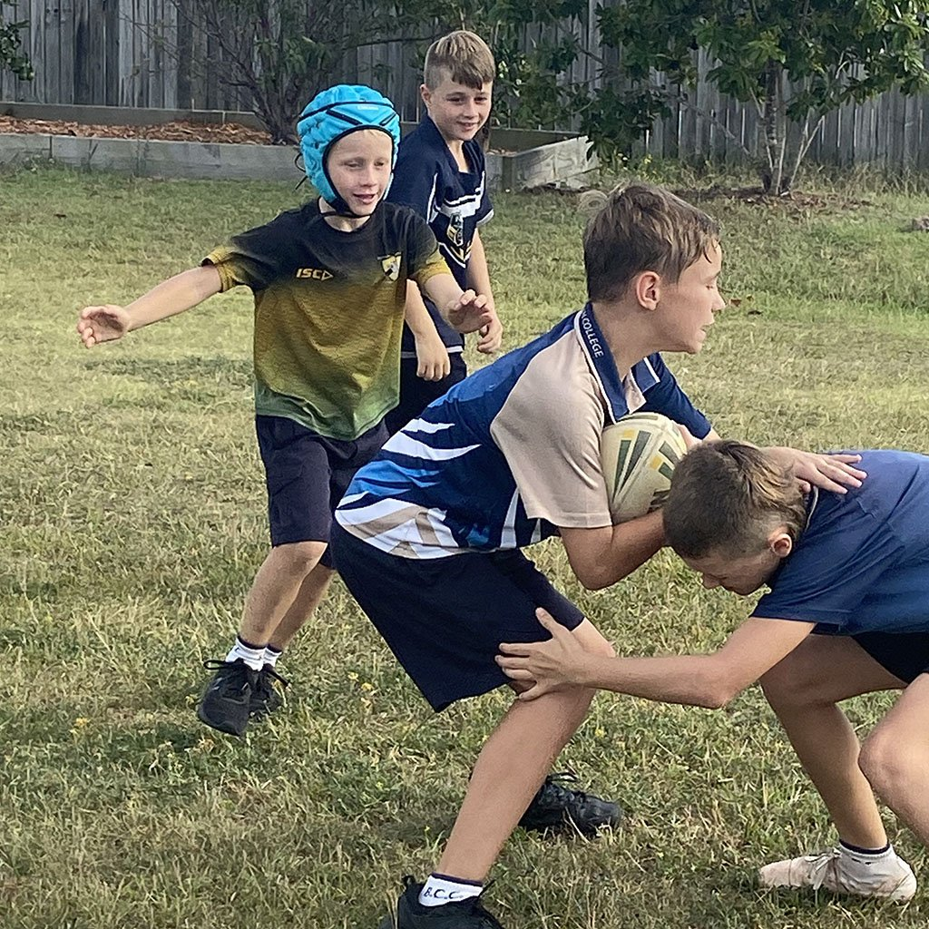 Junior Rugby League 3