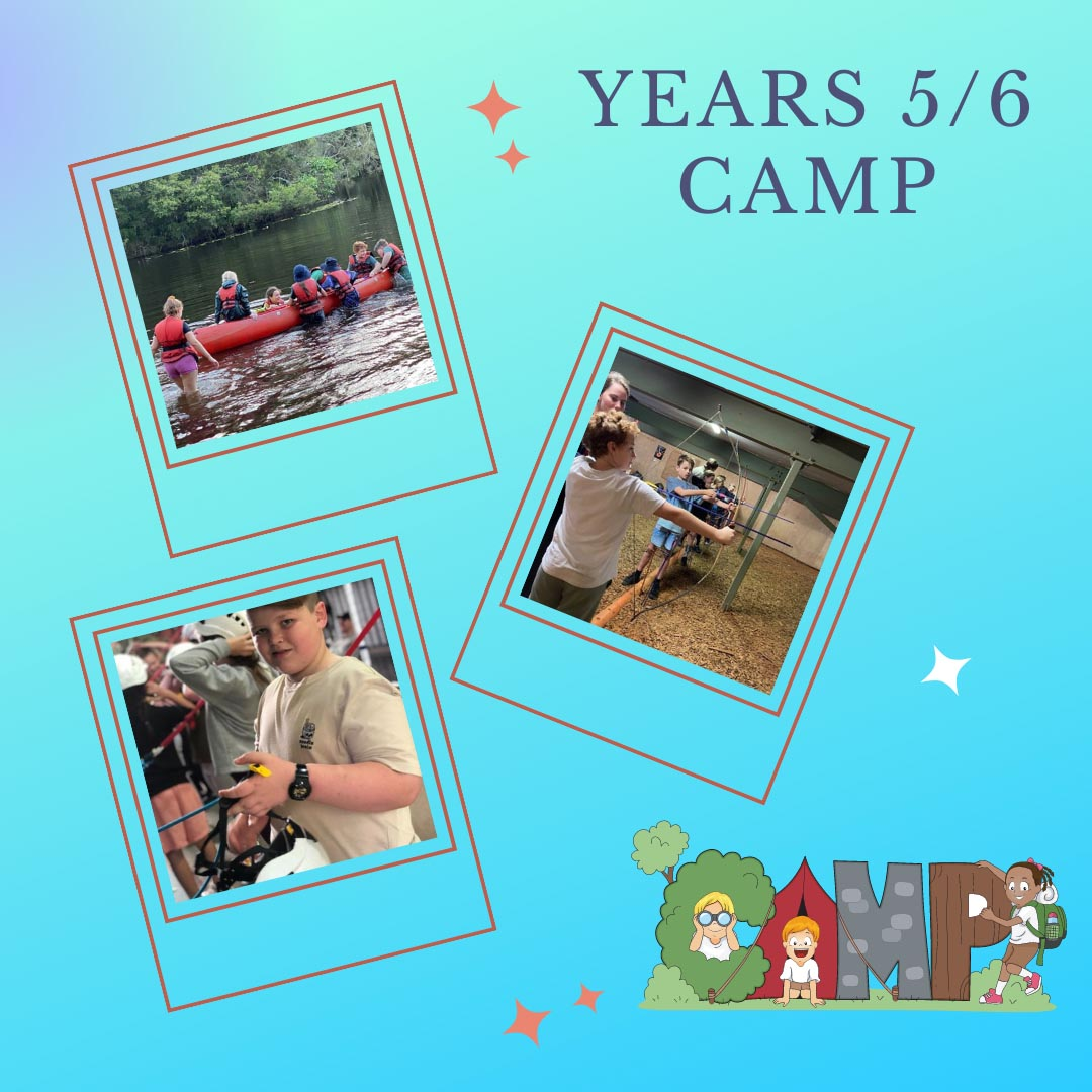 Years 5 and 6 Camp